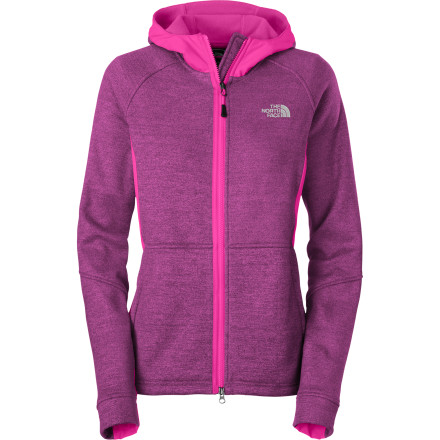 photo: The North Face Leigh Jacket fleece jacket
