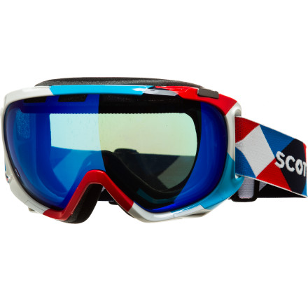 photo: Scott Fix goggle