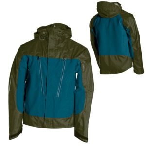 photo: Solstice Golden Alpine Shell snowsport jacket