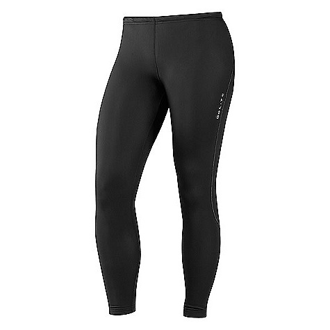 photo: GoLite Women's Rogue Valley Thermal Tight performance pant/tight