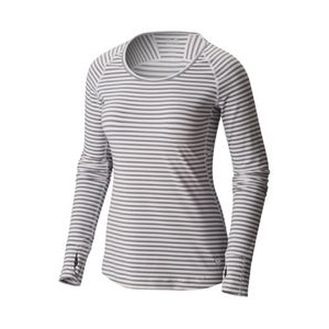 Mountain Hardwear Butterlicious Long Sleeve Crew