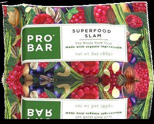 photo: ProBar Superfood Slam Bar nutrition bar