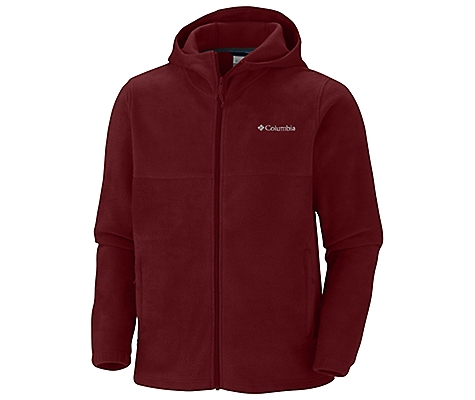 photo: Columbia Steens Mountain Hoodie fleece jacket