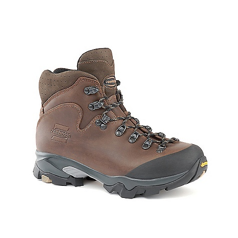photo: Zamberlan Baltoro RR hiking boot