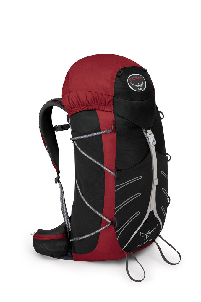 photo: Osprey Hornet 46 overnight pack (35-49l)