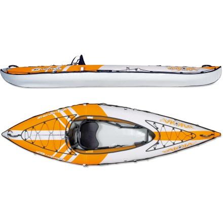 photo: BIC Sport YAKKair HP One inflatable kayak