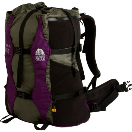 photo: Granite Gear Vapor Ki weekend pack (3,000 - 4,499 cu in)