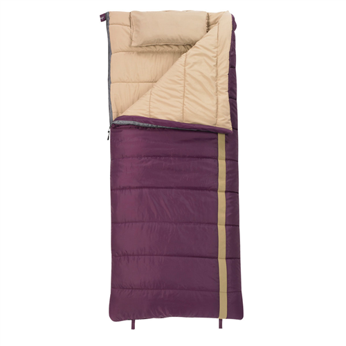 photo: Slumberjack Timber Jill 20 3-season synthetic sleeping bag