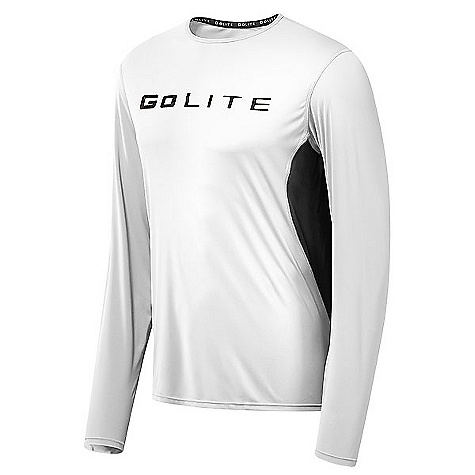photo: GoLite Wildwood Trail Longsleeve Run Top long sleeve performance top
