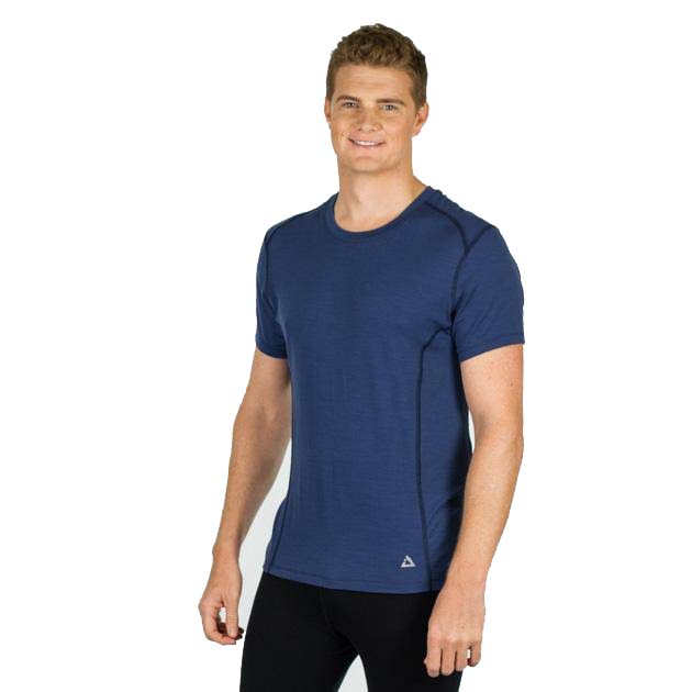 photo: ioMerino Ultra Tee short sleeve performance top