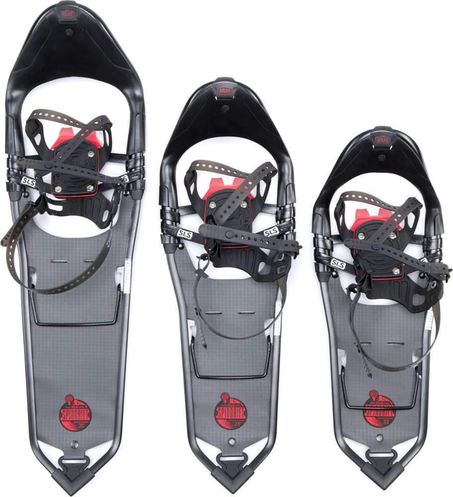 photo: Atlas Spindrift backcountry snowshoe