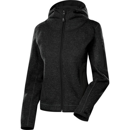 photo: Sierra Designs Instigator Hoody fleece top