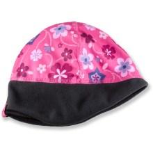 photo: REI Girls' Helmet Liner winter hat