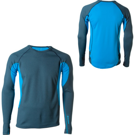 photo: Houdini Men's Alpha Crew base layer top