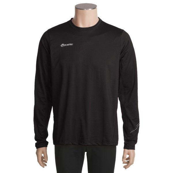 SportHill Nomad Crew Long Sleeve