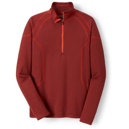 REI Midweight Polartec Power Dry Half Zip Top
