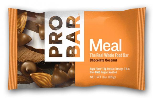photo: ProBar Chocolate Coconut Meal Bar nutrition bar