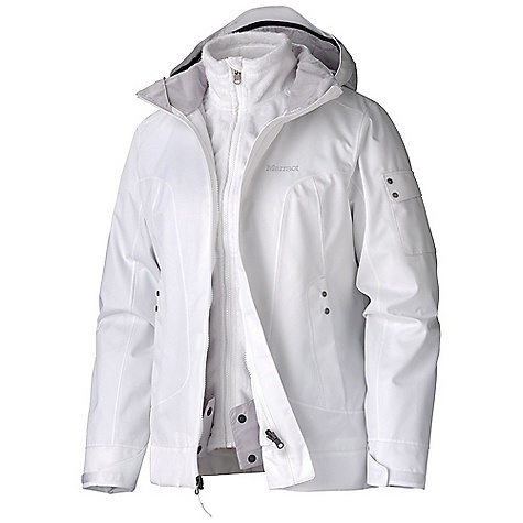 photo: Marmot Lindsey Component Jacket component (3-in-1) jacket