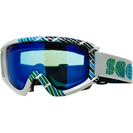 photo: Scott Sanction Plus goggle