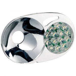 photo: Petzl Modu'LED 14 Duo headlamp