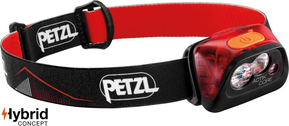 photo: Petzl Actik Core headlamp