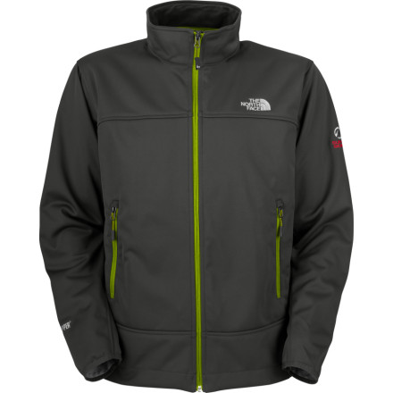 photo: The North Face Sentinel Thermal Jacket soft shell jacket