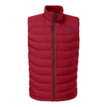 photo: The North Face Men's Imbabura Vest down insulated vest