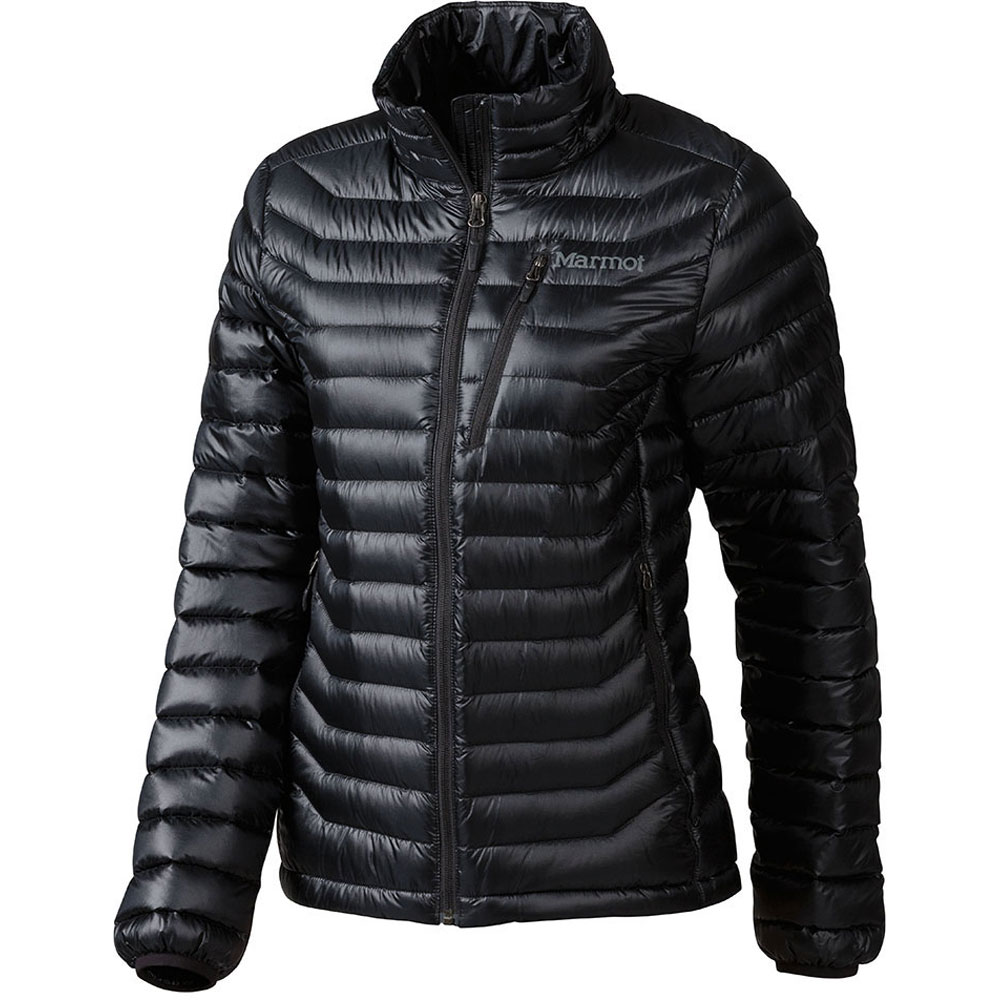 photo: Marmot Women's Quasar Jacket down insulated jacket