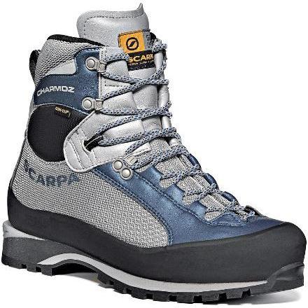 photo: Scarpa Charmoz GTX mountaineering boot