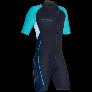 Camaro Mono Voltage Shorty Wetsuit