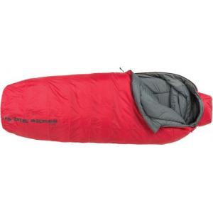 photo: Big Agnes Gunn Creek 30 3-season synthetic sleeping bag