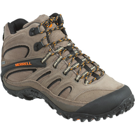 photo: Merrell Chameleon4 Mid Ventilator Gore-Tex hiking boot