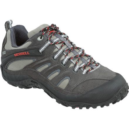 photo: Merrell Chameleon4 Ventilator Gore-Tex trail shoe