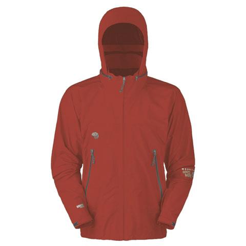 photo: Mountain Hardwear Swift Jacket waterproof jacket