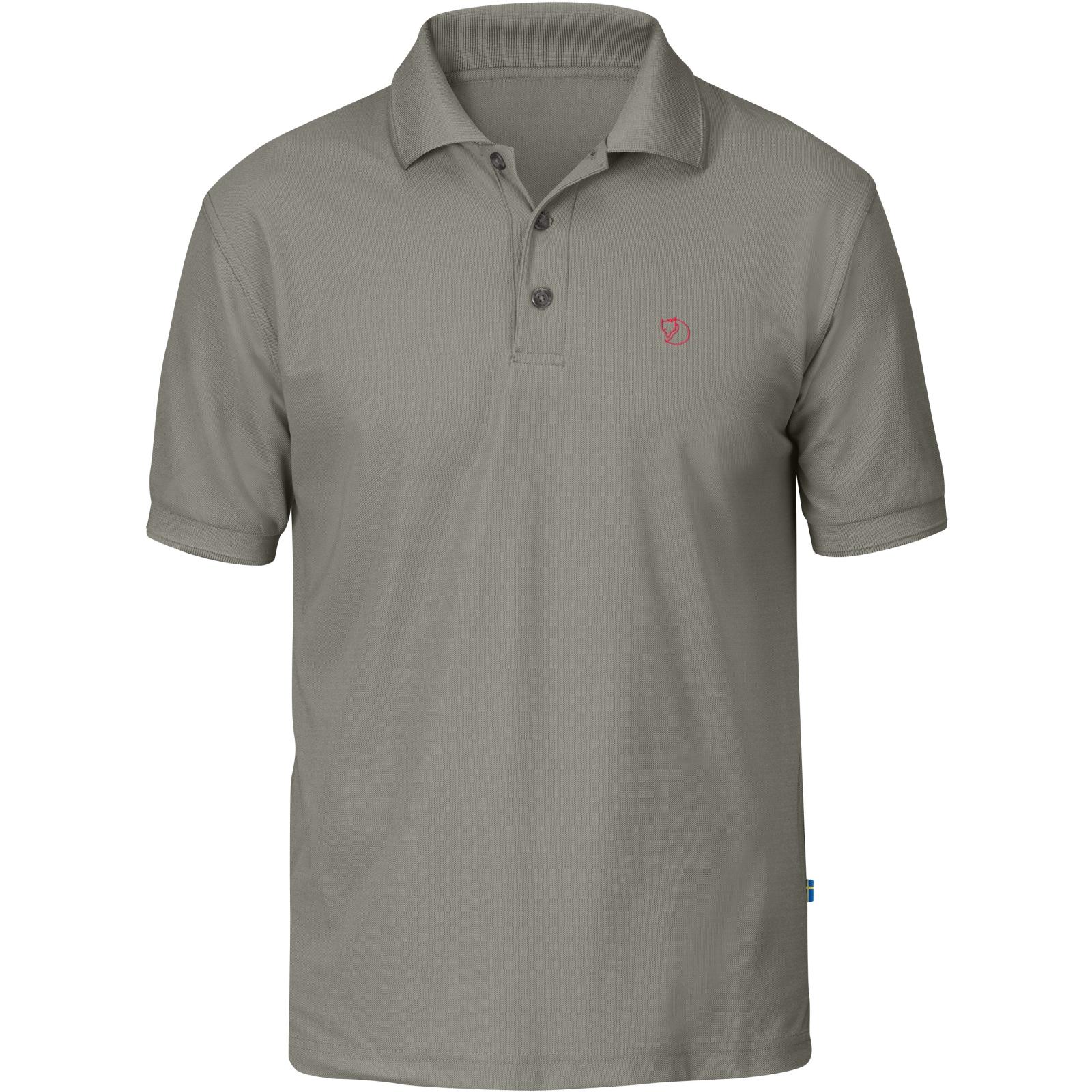 photo: Fjallraven Crowley Pique Shirt short sleeve performance top