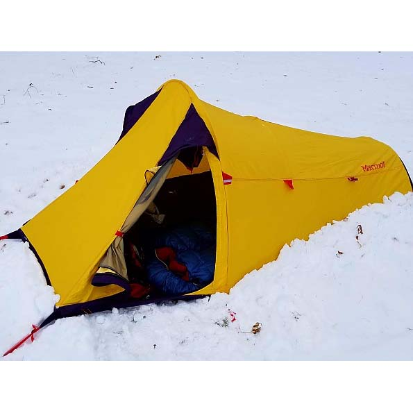 photo: Marmot Taku four-season tent