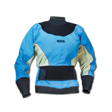 photo: Stohlquist Women's FreeRYDE Jacket long sleeve paddle jacket