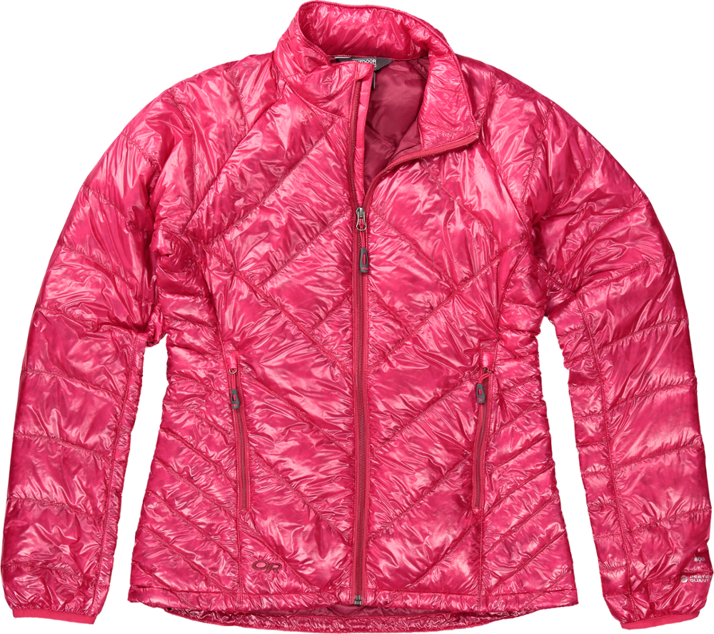photo: Outdoor Research Women's Filament Down Jacket down insulated jacket