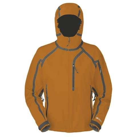 photo: Mountain Hardwear Women's Hooded Synchro Jacket soft shell jacket