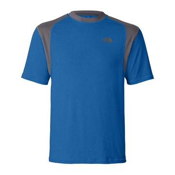 photo: The North Face Paramount Tech Tee short sleeve performance top