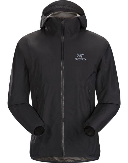 photo: Arc'teryx Women's Zeta FL Jacket waterproof jacket