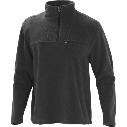 ExOfficio Go-To Quarter-Zip Long-Sleeve