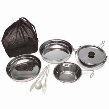 Olicamp Deluxe Mess Kit