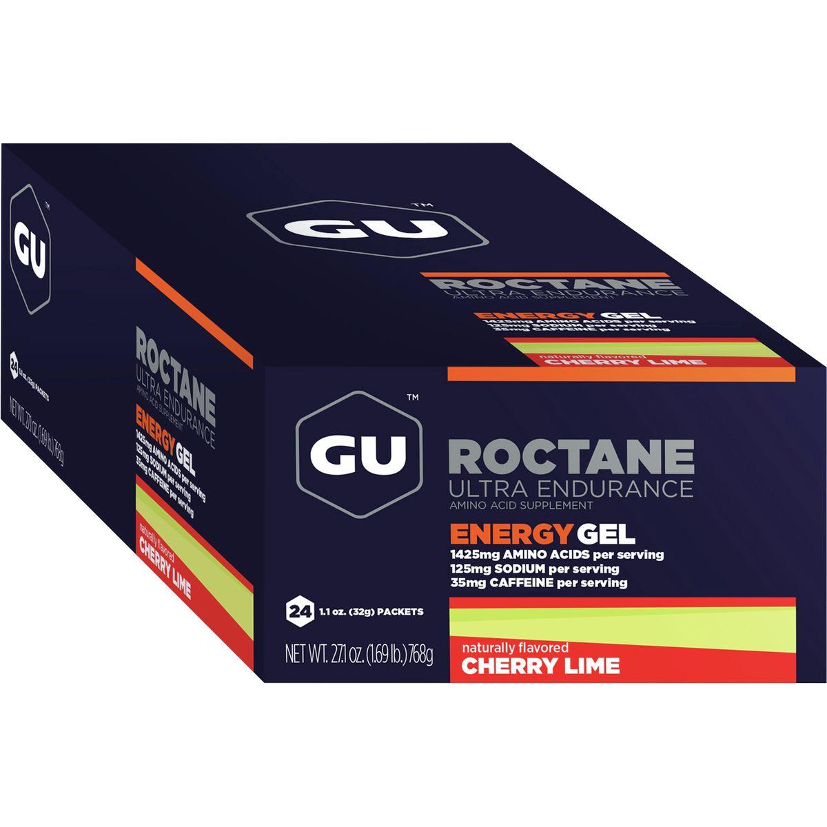GU Roctane Ultra Endurance Energy Gel