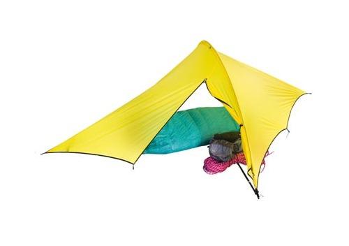 photo: Integral Designs SilDome tarp/shelter