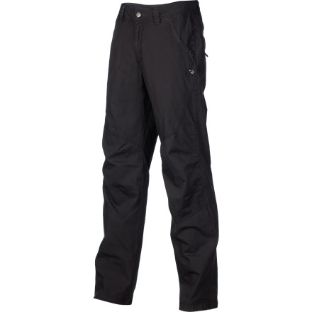 photo: Mammut Fusion Pants climbing pant