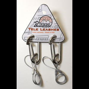 TwentyTwo Designs Coil Leash