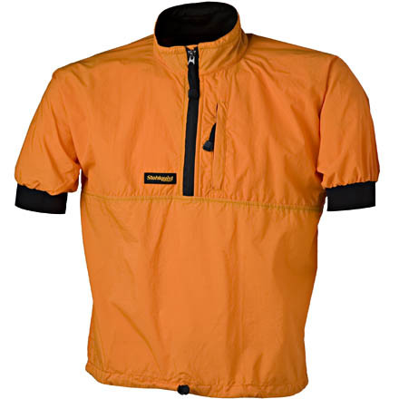 photo: Stohlquist Shorty SplashDown Jacket short sleeve paddle jacket