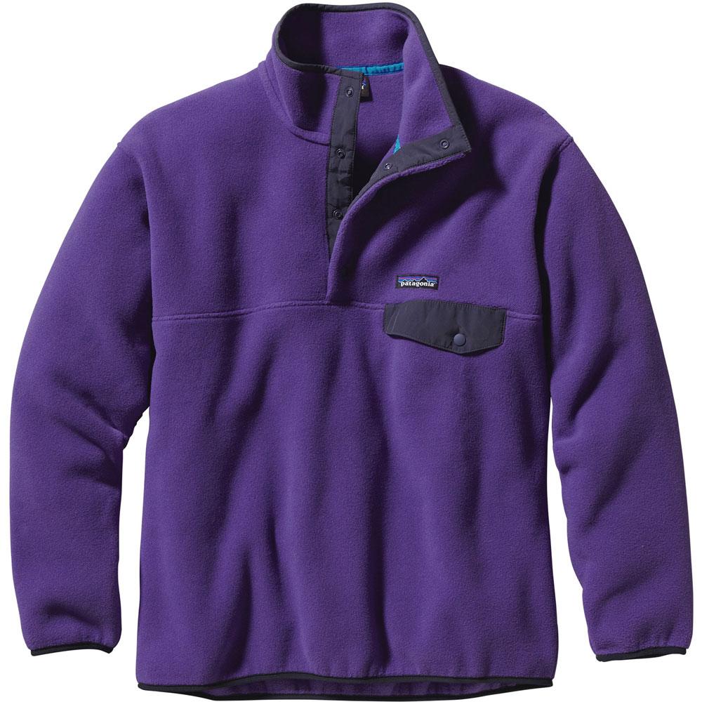 photo: Patagonia Men's Synchilla Snap-T Pullover fleece top