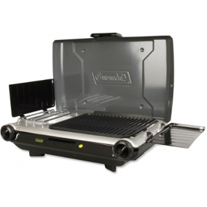 photo: Coleman Signature InstaStart Grill Stove compressed fuel canister stove